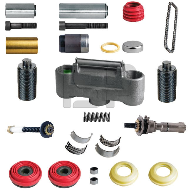 Caliper Complete Repair Kit - (Without Lever)