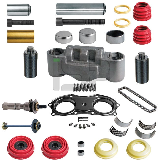 Caliper Complete Repair Kit - (Without Lever) ST7