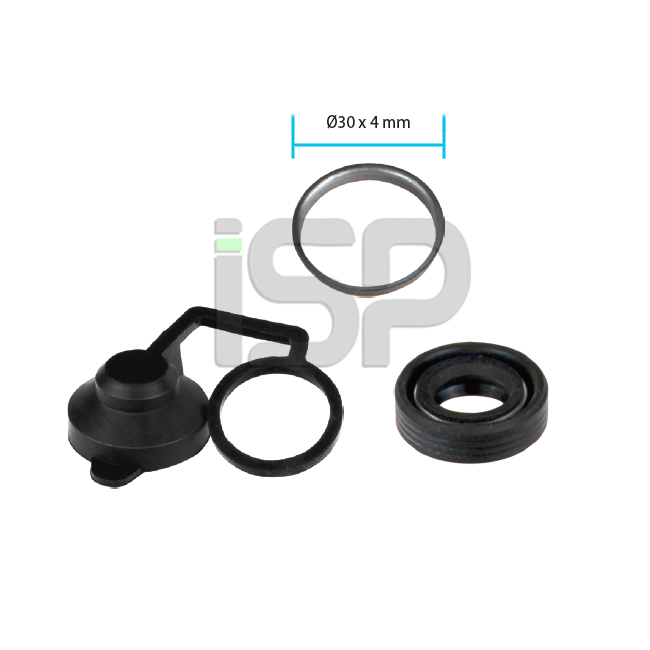Caliper Rubber Cap Repair Kit