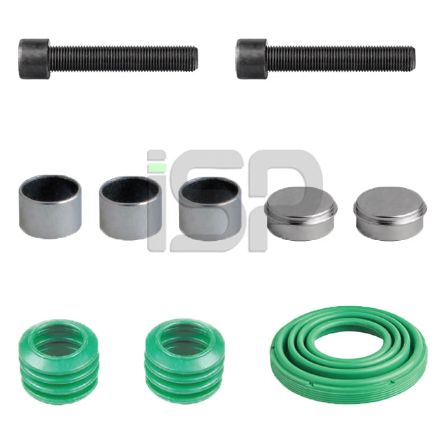 Caliper Boot & Pin Bolt Repair Kit